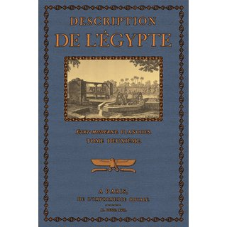 Description de lEgypte - Etat Moderne Planches 2
