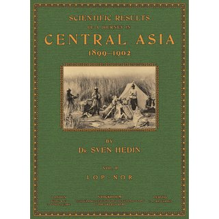 Hedin, Sven: Scientific Results of a Journey in Central Asia - Vol. 2