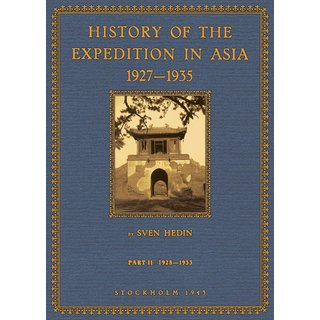 Hedin: History of the Expedition in Asia - 2