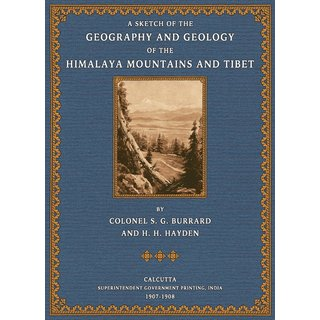 A Sketch of Geography and Geology of the Himalaya