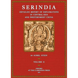 Stein, Aurel: Serindia - 2 - Text