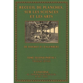 Diderot / dAlembert: Encyclopédie - Planches  2.1
