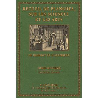 Diderot / dAlembert: Encyclopédie - Planches  8