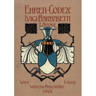 Barbasetti, Luigi: Ehren-Codex