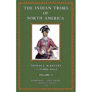 The Indian Tribes of North America - II