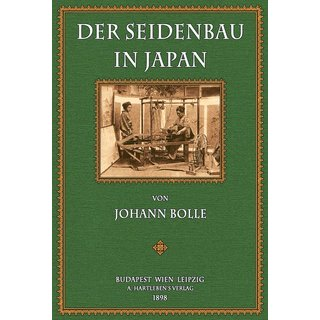 Der Seidenbau in Japan
