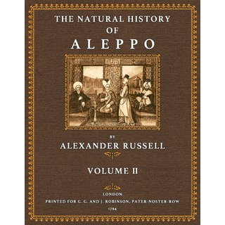 Russell: The Natural History of Aleppo - 2