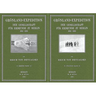 Grönland-Expedition - Band 1 - 2