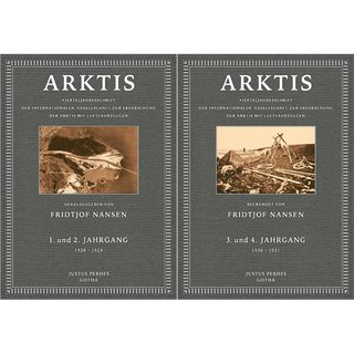 Arktis - 1 - 4 in 2 Bänden