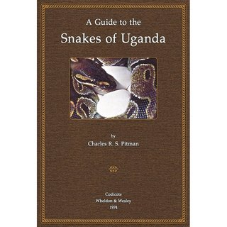 Snakes of Uganda - Revised Edition