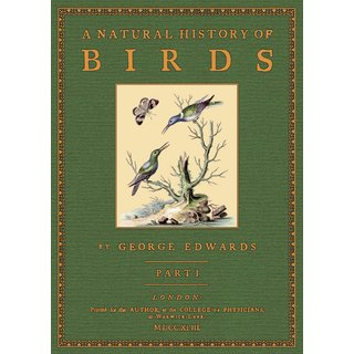 A Natural History of Birds - 1
