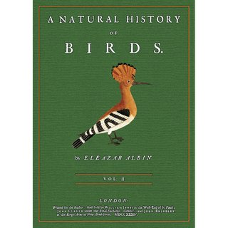 Albin: A natural History of Birds - 2