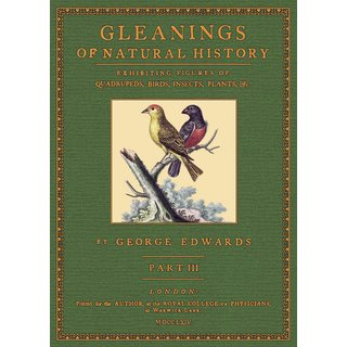 Gleanings of Natural History - 3