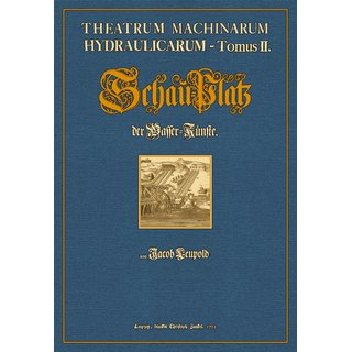 Theatrum Machinarum  Hydraulicarum II
