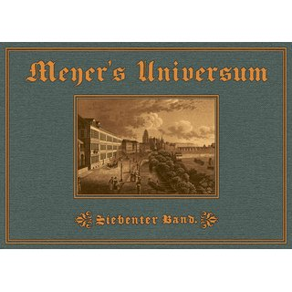 Meyers Universum - Band 7