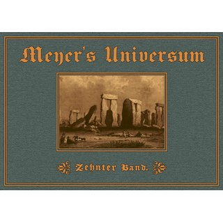 Meyers Universum - Band 10