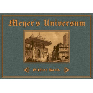 Meyers Universum - Band 11