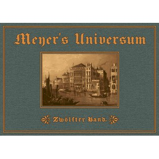 Meyers Universum - Band 12