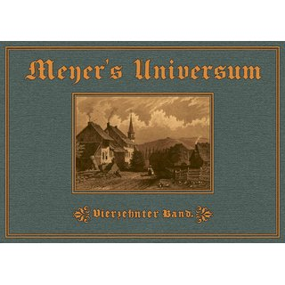 Meyers Universum - Band 14