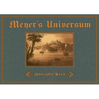 Meyers Universum - Band 20