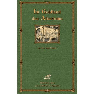 Peters, Carl: Im Goldland des Altertums
