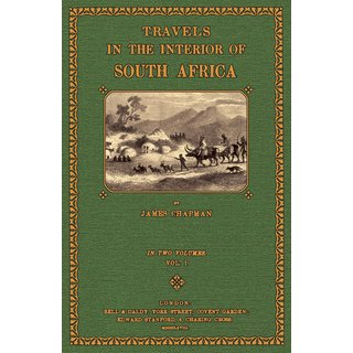 Chapman, James: Travels in South Africa 1