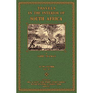 Chapman, James: Travels in South Africa 2