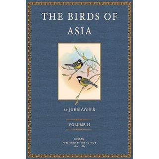 Gould: The Birds of Asia - 2