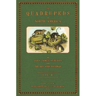 Audubon: The Quadrupeds of North America - 2