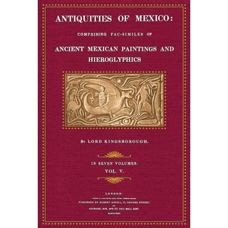 Antiquities of Mexico - 5 - Text