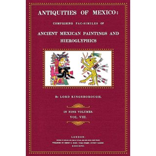 Antiquities of Mexico - 8 - Text