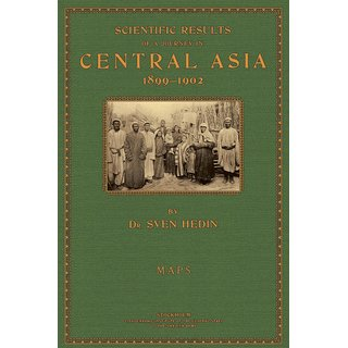 A Journey in Central Asia - Maps 1 and 2