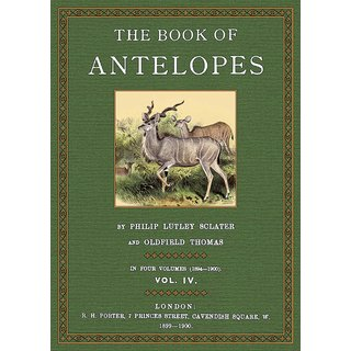 The Book of Antelopes - 4