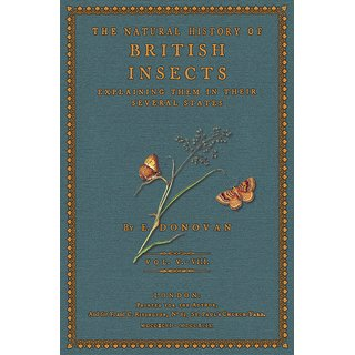Natural History of British Insects 5 - 8