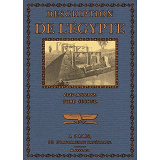 Description de lEgypte - Etat Moderne,Textes 2.1