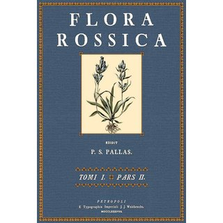 Pallas: Flora Rossica - Tomus I - Pars II