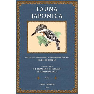 Siebold: Fauna Japonica - Aves