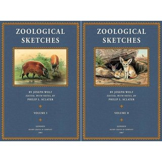 Zoological Sketches - 1 und 2