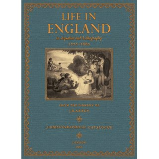 Abbey: Life in England in Aquatint and Lithography